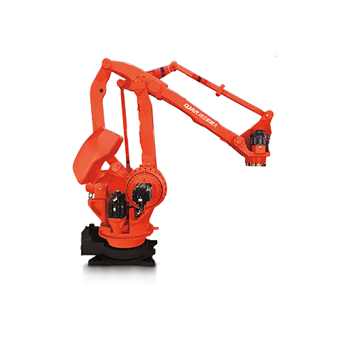 800kg Payload 3159mm Reaching Distance Robotic Arm QJRB800-1