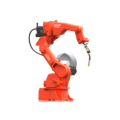 4kg Payload 1410.5mm Reaching Distance Welding Robot QJRH4-1A