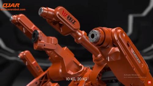 robot arm video