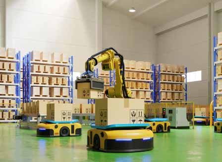 Automotive Manufacturing Robots