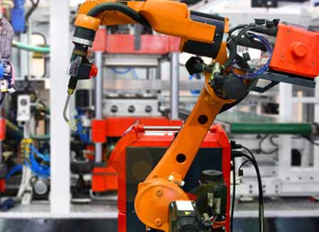 Robot Arms Applications in Energy Industries