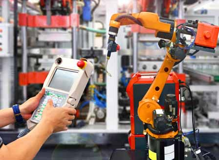 Robot Arms Applications in the Electronics