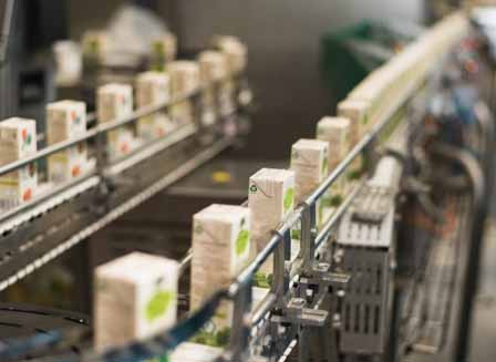 Robot Arms in the Food and Beverage Industry