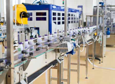 Robot Arms Applications for Glass Manufacturing Industry