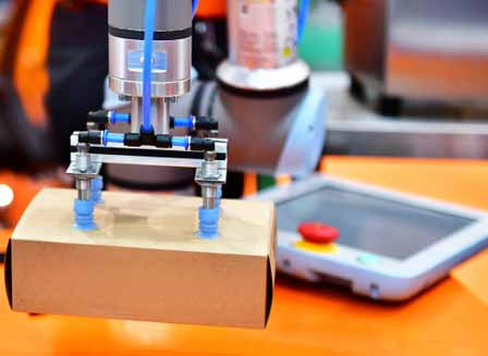 Robotic Arms Applications for Paper and Printing Industries