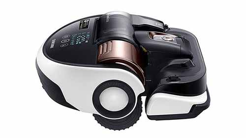 A Customized Automated Vacuum Robot Developed Through Robotic Engineering