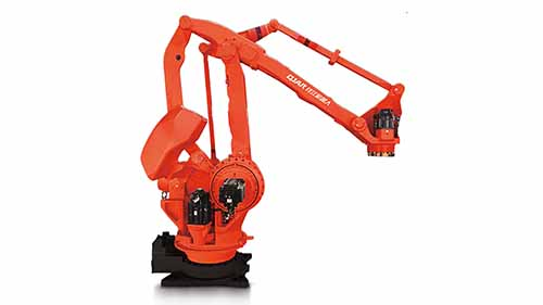 An Industrial Robotic Arm