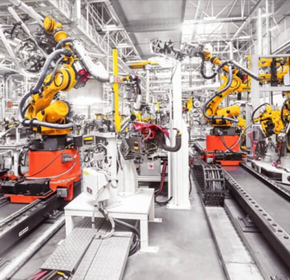 The automation of production processes