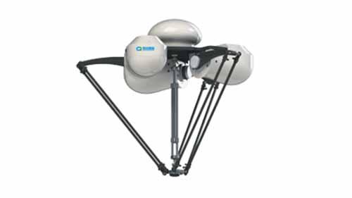 A 4-Axis Robot