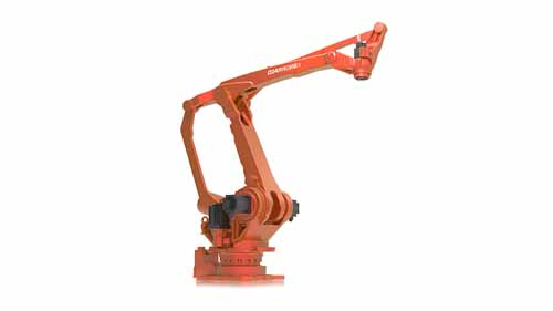 A Giant Robotic Arm