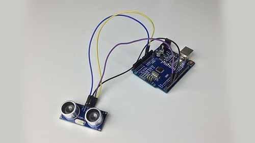 A Robotic Sensor Chip