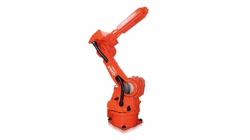 A Warehouse Robot Arm