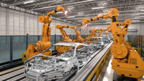 Assembly robots
