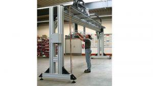 Giant Gantry Robot
