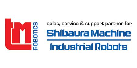 Toshiba Robotics brand logo