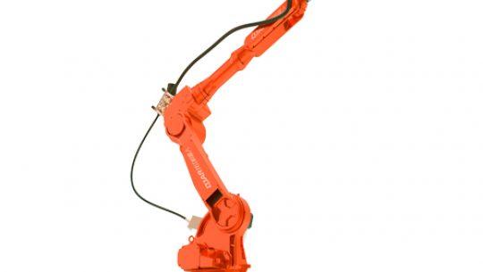 6kg Payload 2001mm Reaching Distance Welding Robot QJR6-3