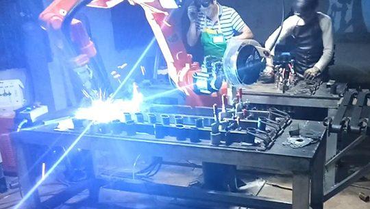 welding-dining table welding