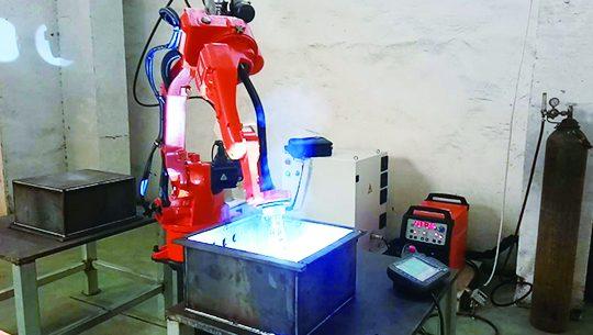 welding-valve casing welding